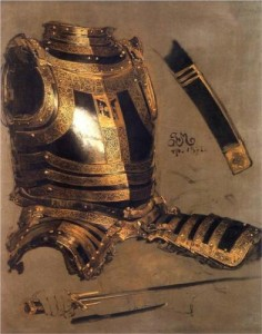 Armor of Stefan Batory (source)