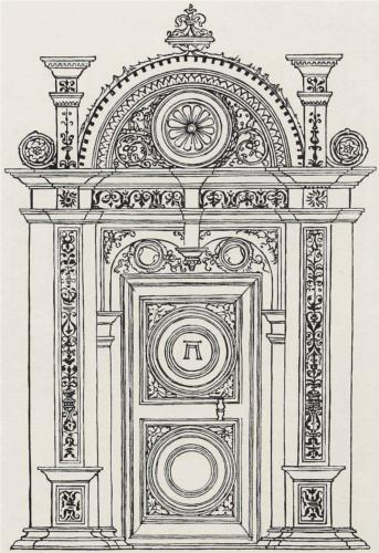 Altdorfer - Design of a portal (source)