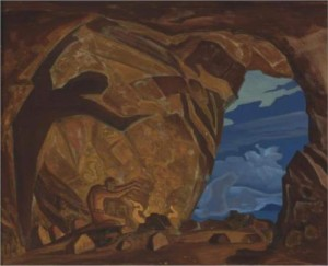 Roerich - Magician (source)