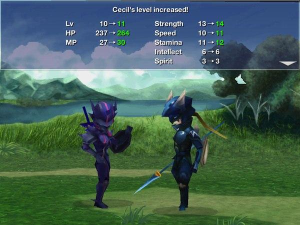 IMG_0452 Final Fantasy IV iOS