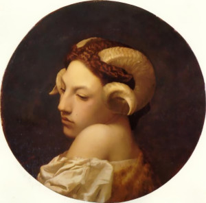 Jean-Léon Gérôme, The Bacchante (source)