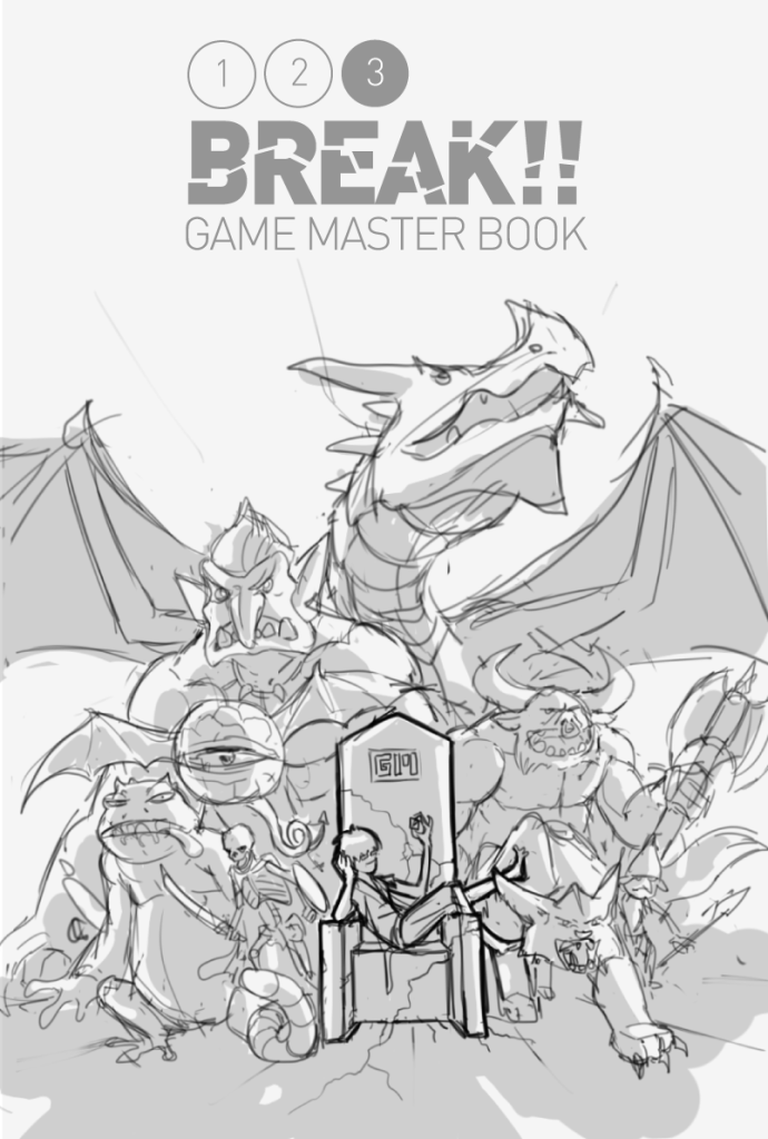 Game Master Book concept (source)