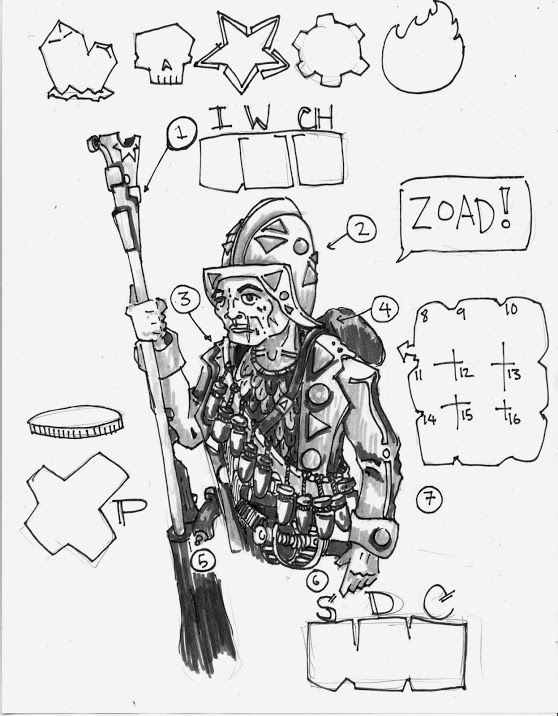 Zoad (fighter 2), image by Gus