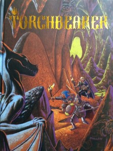 Torchbearer cover (source)