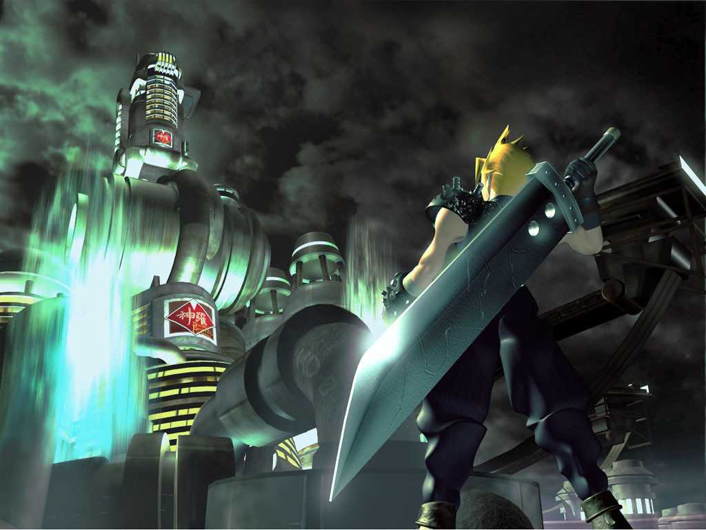 Cloud from Final Fantasy 7